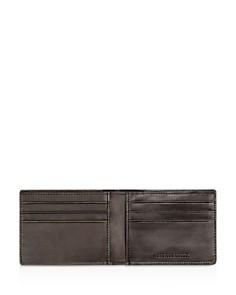 Shinola - Distressed Slim Bifold Wallet