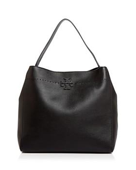 Tory Burch - McGraw Leather Hobo Bag