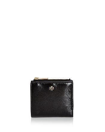 Tory Burch - Robinson Mini Patent Leather Wallet