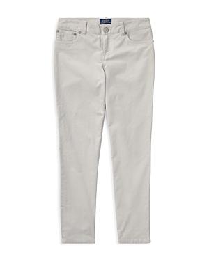 Polo Ralph Lauren Girls Stretch Corduroy Pants  Big Kid