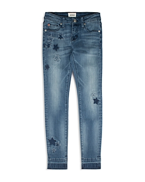 Hudson Girls' Stardust Skinny Jeans - Big Kid