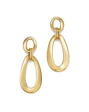 Ippolita 18K Yellow Gold Cherish Link Drop Earrings