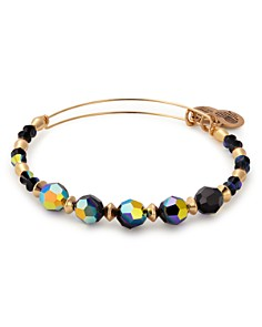 Alex and Ani Beaded Swarovski Expandable Wire Bangle - Bloomingdale's_0