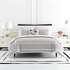 kate spade new york Dot Frame Bedding Collection - Bloomingdale's_0