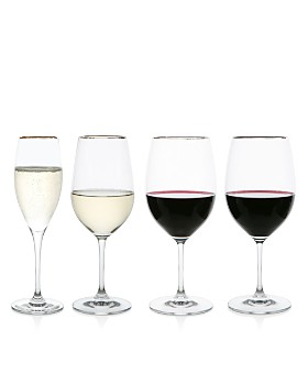 Riedel - Gold and Platinum Stemware Collection - 100% Exclusive