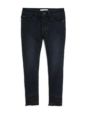DL1961 - Girls' Released-Hem Skinny Jeans - Big Kid