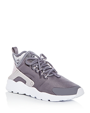 1a4d54de4c25 Nike Women S Air Huarache Run Ultra Running Sneakers From Finish Line In  Gunsmoke Vast Grey