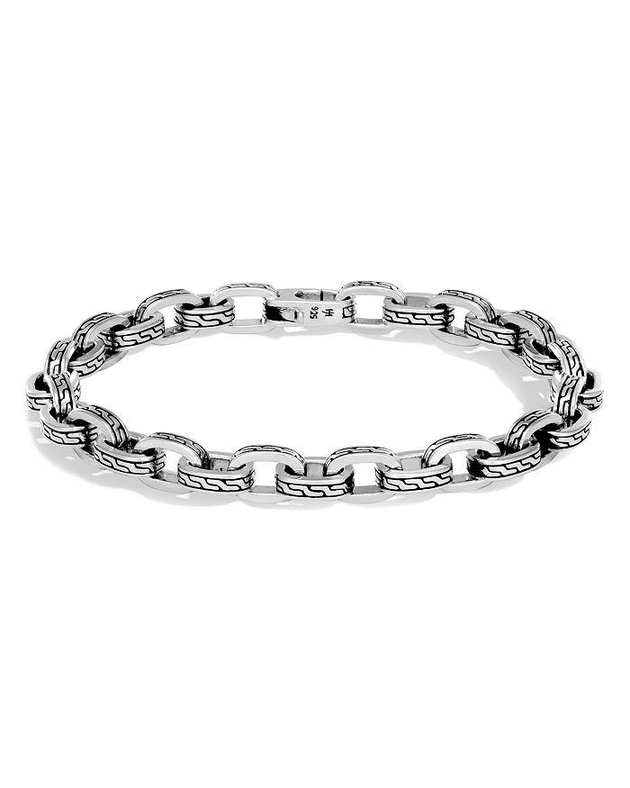 JOHN HARDY - Men's Sterling Silver Classic Chain Link Bracelet
