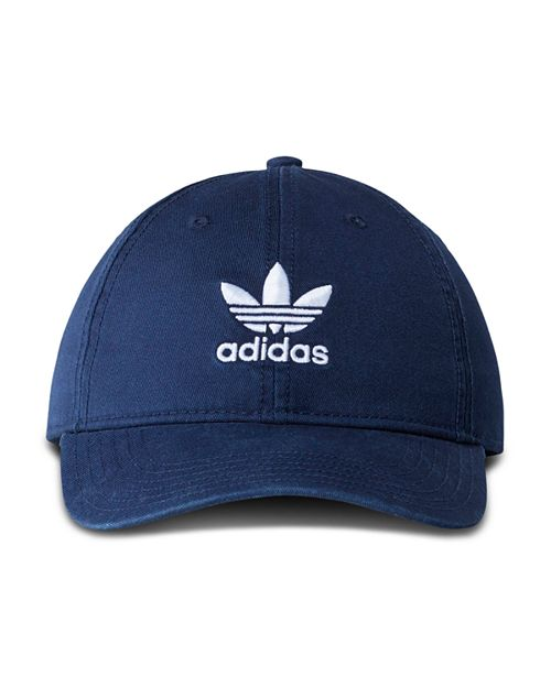 Adidas Originals Relaxed Logo Cap (Navy/White)