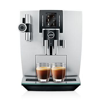 Jura - J6 Super Auto Coffee Machine