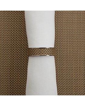 Chilewich - Mini Basketweave Napkin Ring