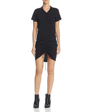 alexanderwang.t - Ruched T-Shirt Dress