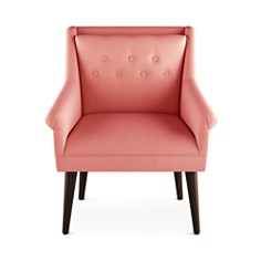 Sparrow & Wren - Toby Tufted Chair - 100% Exclusive