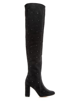Raye - Isabella Embellished Over-the-Knee Boots