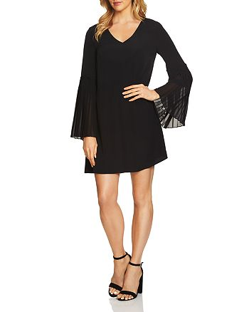 CeCe by Cynthia Steffe - Madeline Pleated Dress