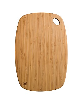 """Totally Bamboo - Large Bamboo """"Greenlite"""" Utility Cutting Board by Totally Bamboo"""