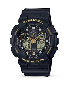 G-Shock Rubber Watch, 51mm - Bloomingdale's_0