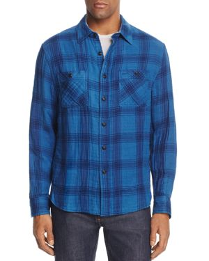 Oobe Mills Regular Fit Button-Down Workshirt
