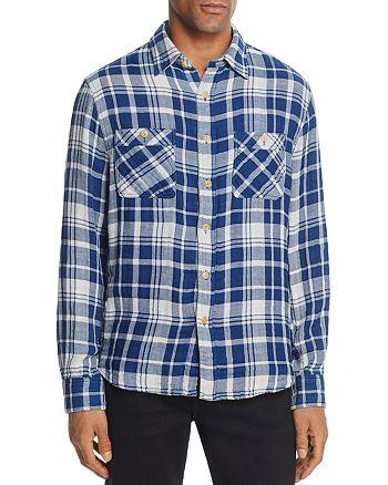 OOBE - Mills Flannel Button-Down Workshirt