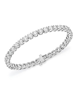 Bloomingdale's - Diamond Tennis Bracelet in 14K White Gold, 2.50-8.0 ct. t.w. - 100% Exclusive