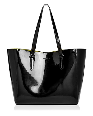 Kendall and Kylie Izzy Patent Tote
