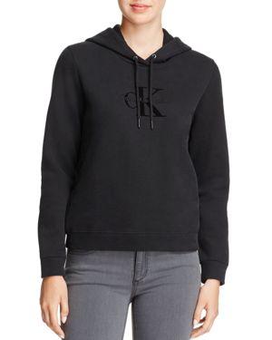 Calvin Klein Honor Logo Hoodie Sweatshirt