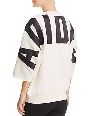 adidas Originals Embroidered Logo Sweatshirt at Bloomingdale's