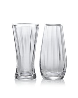 Dartington - Romeo and Juliet Vases, Set of 2 - 100% Exclusive