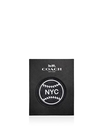 COACH - Cool NYC Baseball Sticker