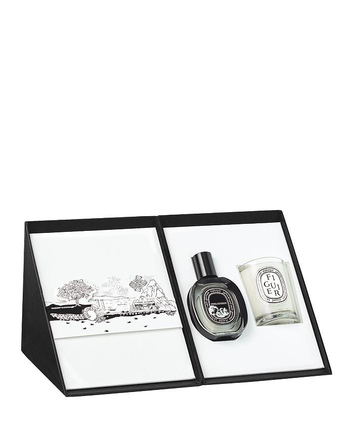 Diptyque Philosykos Eau De Parfum.Diptyque Philosykos Eau De Parfum Figuier Candle Gift Set