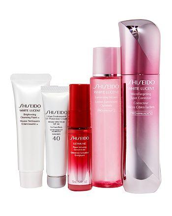 Shiseido - Brightening Essentials Collection ($225 value)