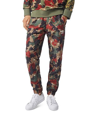 adidas Originals - x Pharrell Williams Hu Hiking Camouflage Windpants
