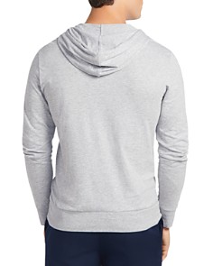 Lacoste - Long Sleeve Jersey Hooded Tee