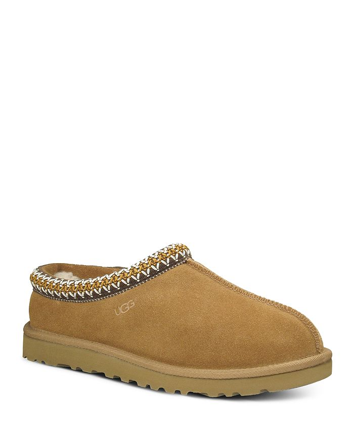 UGG® - Women's Tasman Suede & Sheepskin Slippers