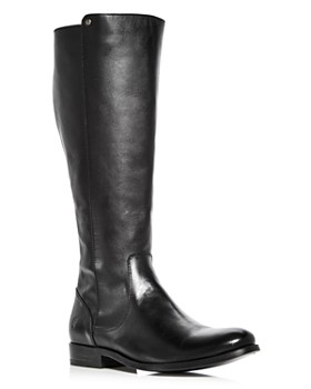 Frye - Women's Melissa Stud Leather Tall Boots