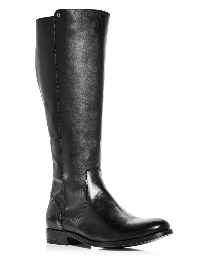 37b1ead210e Women's Melissa Stud Leather Tall Boots