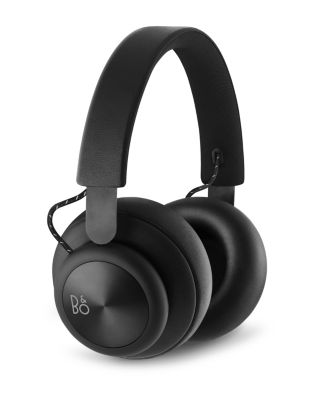 B & O Play By Bang & Olufsen H4 Over-Ear Headphones in Black
