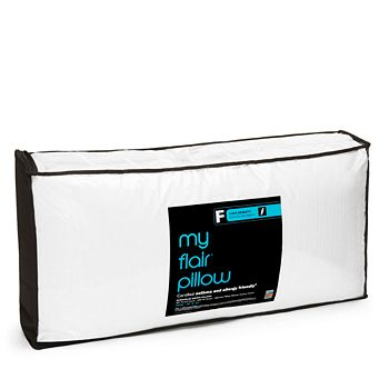 Bloomingdale's - My Flair Asthma & Allergy Friendly Firm Pillow, King - 100% Exclusive