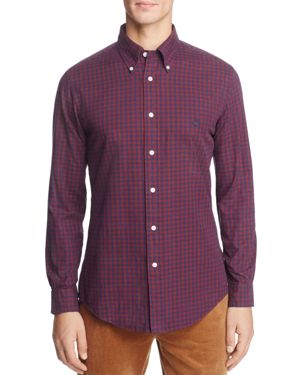 Brooks Brothers Oxford Long Sleeve Button-Down Shirt
