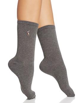 Ralph Lauren - Polo Classic Flat Knit Socks