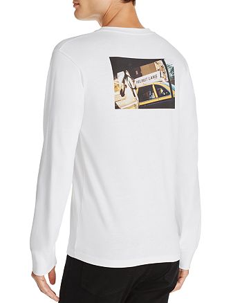 Helmut Lang - Long Sleeve Taxi Tee