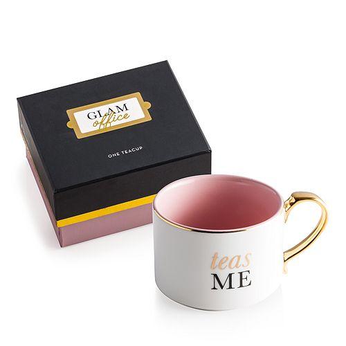 Rosanna - Glam Office Porcelain Teas Me Tea Cup
