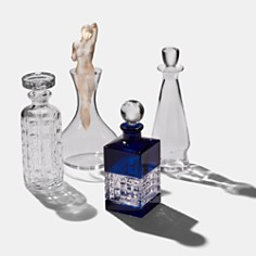 William Yeoward Crystal - The Line Up, Decanters- 100% Exclusive