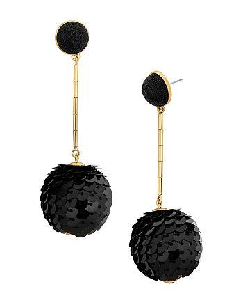 BAUBLEBAR - Sequin Ball Drop Earrings