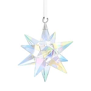 Swarovski Star Ornament