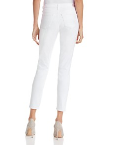 AG - Ankle Denim Leggings in White - 100% Exclusive