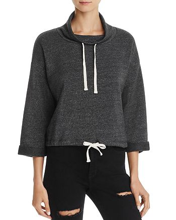 ALTERNATIVE - Funnel Neck Sweatshirt