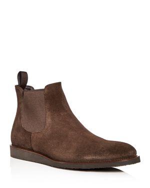 To Boot New York Men's Corden Suede Chelsea Boots