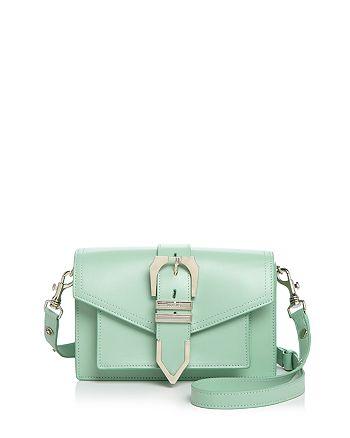 e5b0621843 Versus Versace - Buckle Shoulder Bag