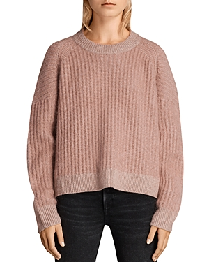 Allsaints Ade Cropped Sweater